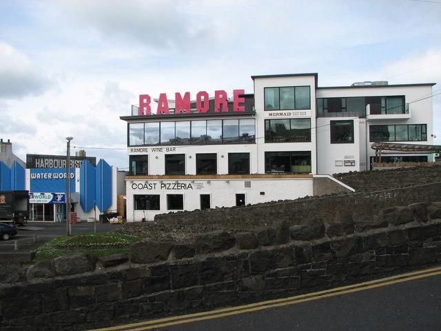 Restaurants Northern Ireland North Coast