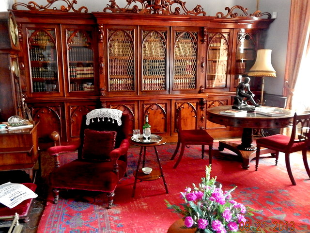 Castle Ward Interior Classical 169 Suzanne Mischyshyn
