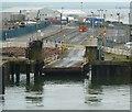 NS2242 : Ardrossan Ferry Terminal by Rob Farrow