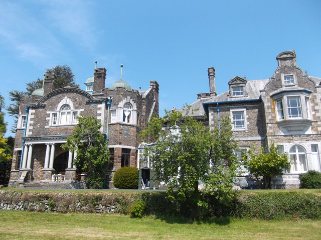 Polapit Tamar House 169 Chris Martyn Geograph Britain And