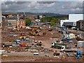 ST3188 : Friars Walk development, Newport : Week 18