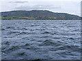 NO1402 : Eastern view from Loch Leven by William Starkey