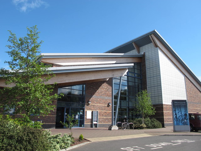 Wentworth Leisure Centre Mike Quinn Geograph Britain And Ireland