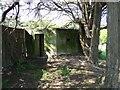 TM3389 : Pillbox at Bungay & Waveney Valley Golf Club by Adrian S Pye