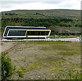 SO1709 : Ebbw Vale Sports Centre by Jaggery
