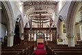 TF0179 : Interior, St Mary's church, Welton : Week 20