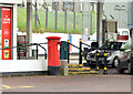 D1004 : Pillar box BT43 154, Ballymena by Albert Bridge