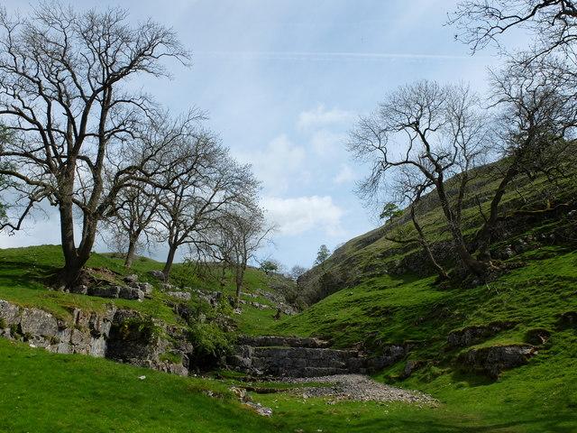 The view towards Conistone Dib