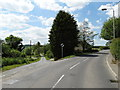 SE3412 : George Lane's junction with Keeper Lane, Notton by Neil Theasby
