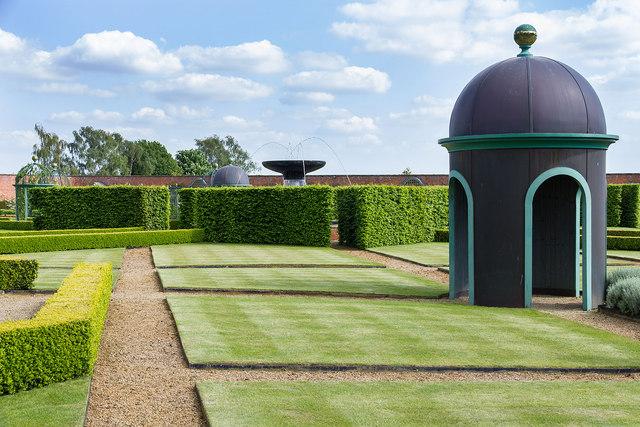 The Walled Garden, Thenford Arboretum