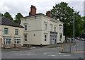 SK2523 : The former Swan Inn by Alan Murray-Rust
