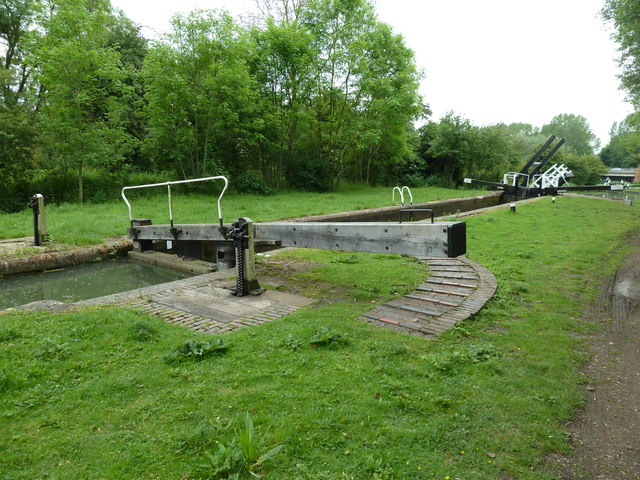 Lock 10, Grand Junction Canal - Northampton Arm