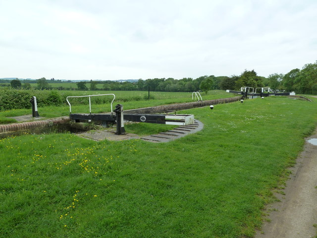 Lock 6, Grand Junction Canal - Northampton Arm