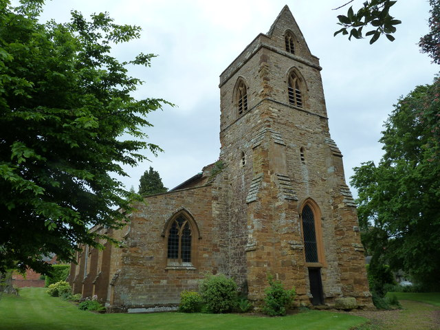 Church of St Peter and St Paul, Rothersthorpe