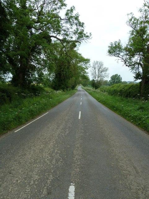 Rothersthorpe Road, Kislingbury