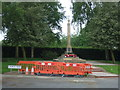 SK6203 : War Memorial, Evington by JThomas