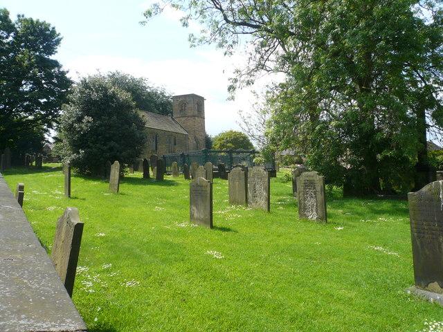 Wentworth - Holy Trinity (Old Church)