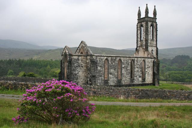 Dunlewey Church Of Ireland 169 Anne Burgess Cc By Sa 2 0