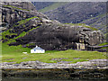 NG4819 : Coruisk Memorial Hut by John Lucas