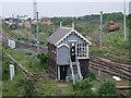 TL1899 : Eastfield Signal Box by JThomas