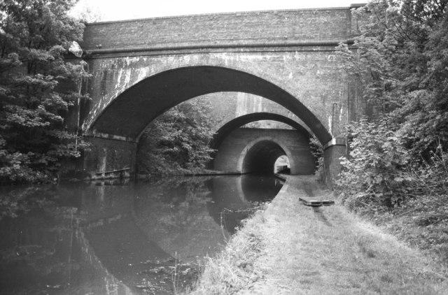 Bridges at Smethwick