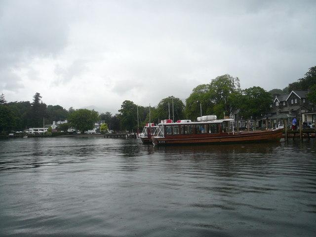 Waterhead Jetties (Windermere)