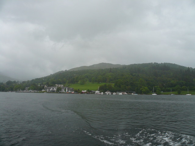 Windermere - New Yacht Quay