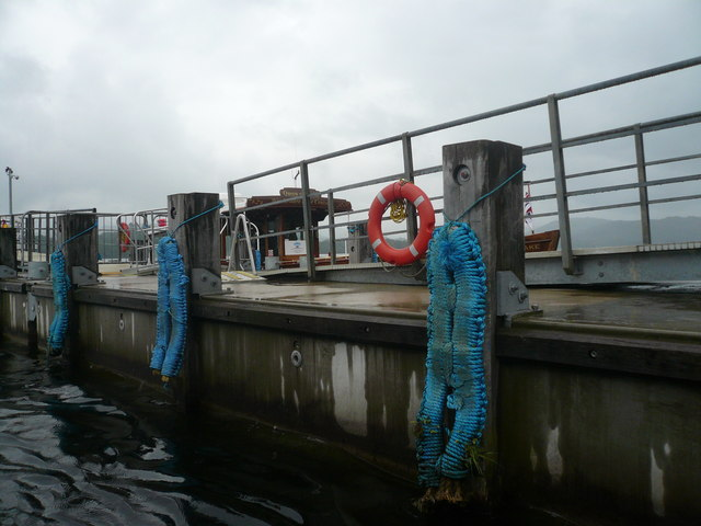 Windermere - Brockhole Jetty