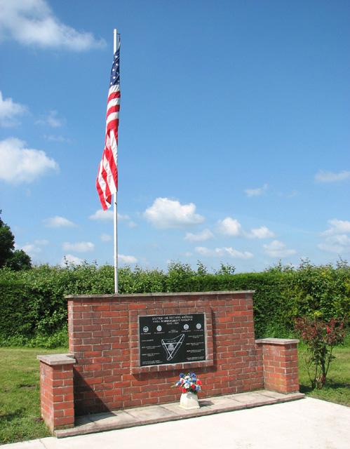 448th Bombardment Group Memorial