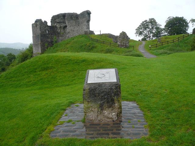 Kendal - Castle Remains