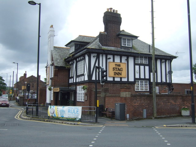 The Stag Inn. Orrell