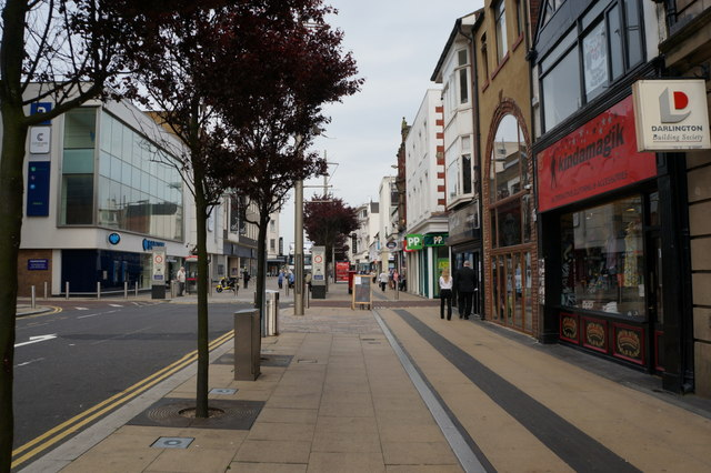 Corporation Road, Middlesbrough