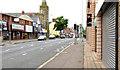 J3773 : The Upper Newtownards Road (EWAY), Ballyhackamore, Belfast - June 2014(6) by Albert Bridge