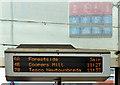 J3473 : Bus stop, Central station (EWAY) - June 2014(2) by Albert Bridge