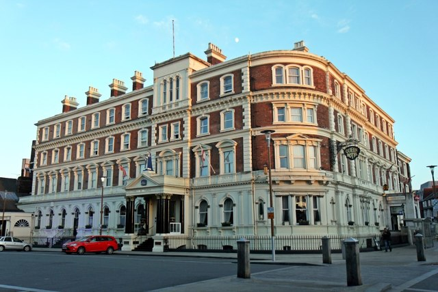 The Queen Hotel, Chester
