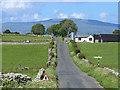 NY5619 : Bedlands Gate crossroads and farm : Week 23