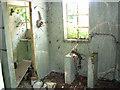 TG0915 : WW2 barrack hut - interior by Evelyn Simak