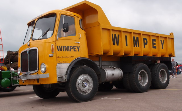 Wimpey Mammoth Major