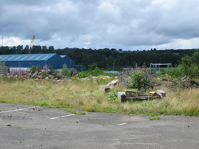Brownfield site, Coleraine