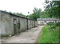 TG1014 : Old RAF buildings on Attlebridge airfield by Evelyn Simak