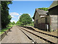 SP8029 : Swanbourne railway station (site), Buckinghamshire by Nigel Thompson