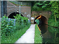 SP0585 : Worcester & Birmingham Canal - Edgbaston Tunnel by Chris Allen