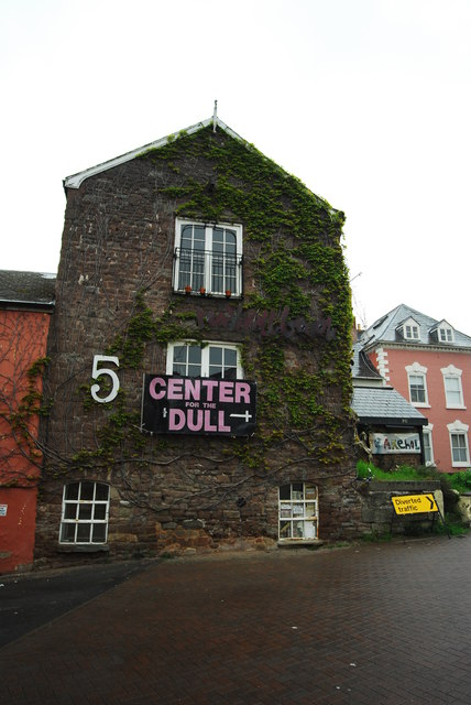 Center For The Dull Ross On Wye C John Winder
