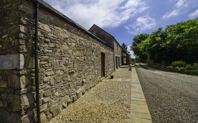 Long Cottage at Jordieland