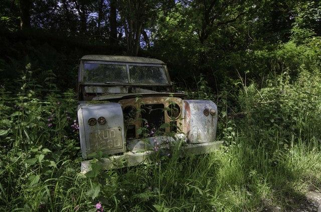 Land Rover KUD 423D