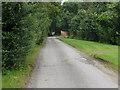 SU9271 : Hodge Lane by Alan Hunt