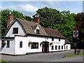 TL4751 : The Rose pub, Great Shelford by Bikeboy
