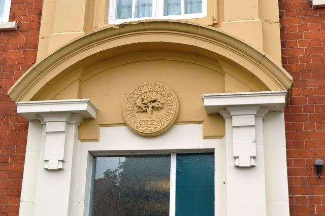 Yeomanry Court - Crest