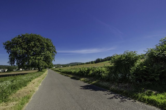 Old Military Road to Gatehouse of Fleet