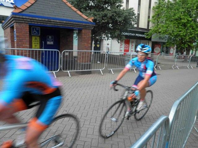 Barnsley cycle racing